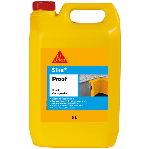Sika Sikaproof 5 Litre