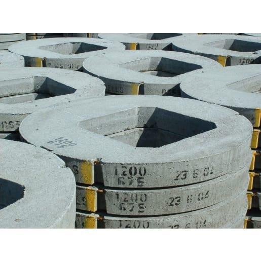 CPM Precast Square Access Manhole Cover Slab 900 x 675 x 675mm