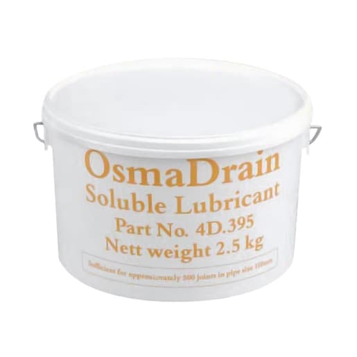OsmaDrain Joint Lubricant Soluble 2.5kg