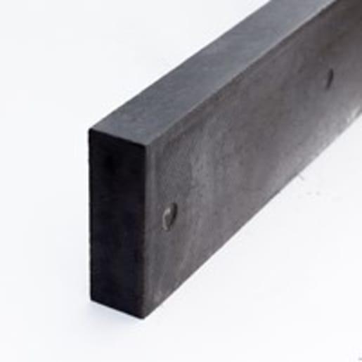 Marshalls Concrete Flat Top Edging 914 x 150 x 50mm Natural
