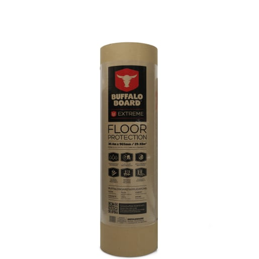 Buffaloboard Extreme Expert Floor Protection Roll 30.4m x 840mm