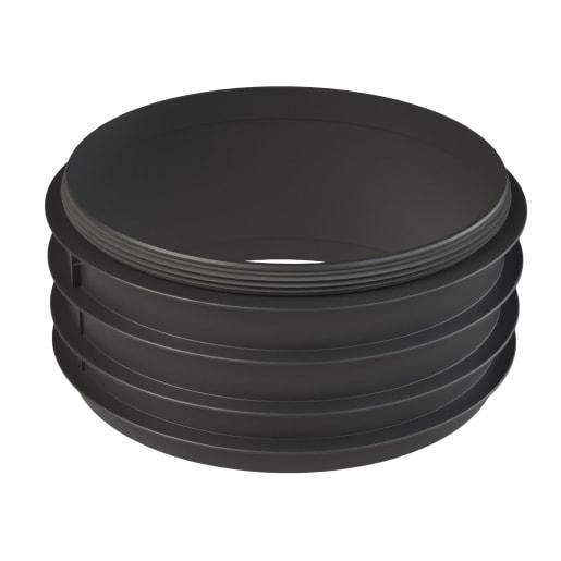 Polypipe Drain Riser Sealing Ring 320mm Black