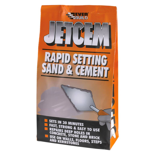 Jetcem Premix Sand and Cement 6kg