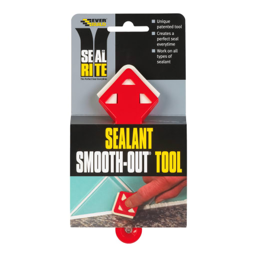 Everbuild Silicone Smooth-Out Tools Pack of 12