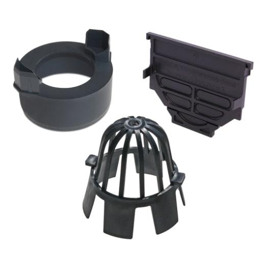 ACO HexDrain Accessory Kit Black