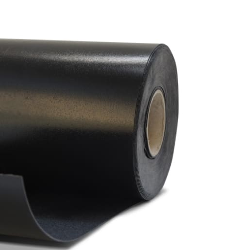 Visqueen Zedex CPT High Performance DPC 20m x 600 x 0.6mm Black