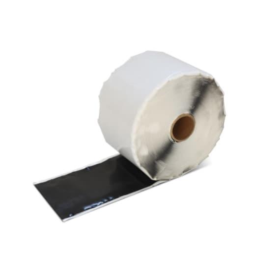 Visqueen Zedex DPC Double Sided Jointing Tape 15m x 100mm Black