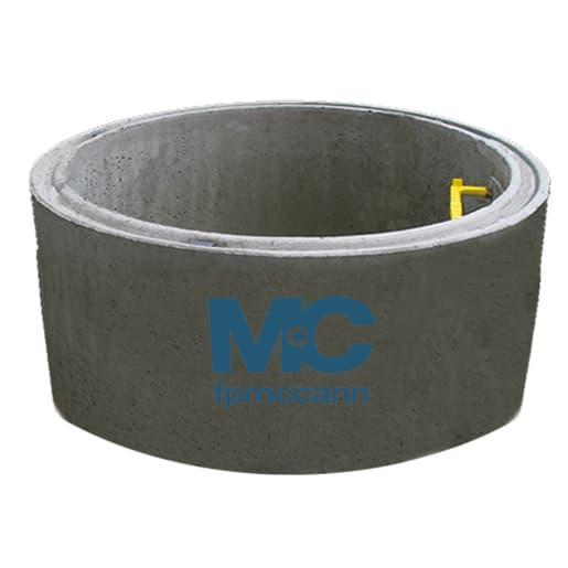 FP McCann Manhole Chamber Ring Double Step Irons 1050 x 750 x 80mm