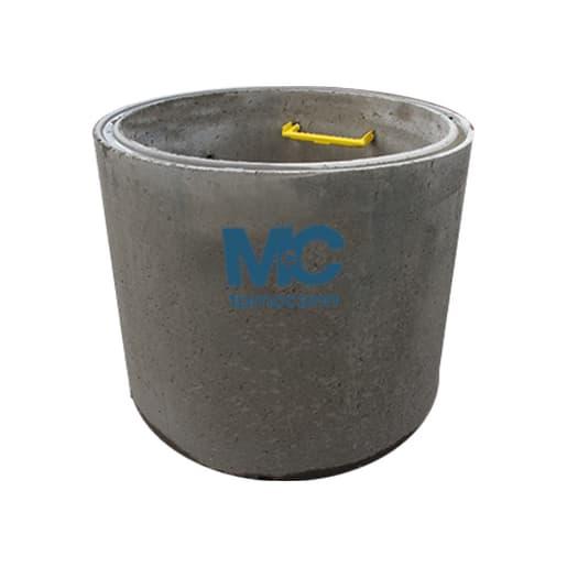 FP McCann Manhole Chamber Ring Double Step Irons 1050 x 1000 x 80mm