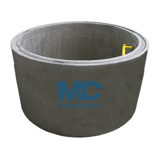 FP McCann Manhole Chamber Ring Double Step Irons 1200 x 750 x 90mm