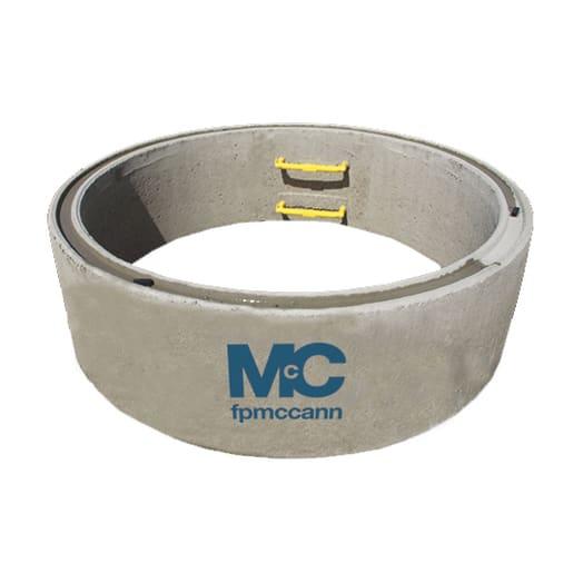 FP McCann Manhole Chamber Ring Double Step Irons 1500 x 500 x 100mm