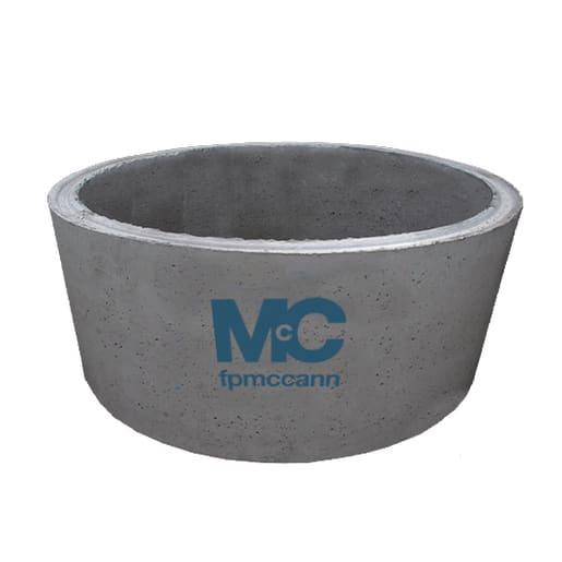 FP McCann Manhole Chamber Ring Double Step Irons 1500 x 750 x 100mm