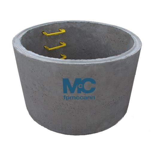FP McCann Manhole Chamber Ring Double Step Irons 1500 x 1000 x 100mm