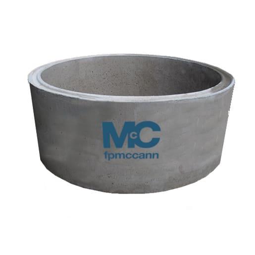 FP McCann Manhole Chamber Ring Double Step Irons 1800 x 500 x 115mm