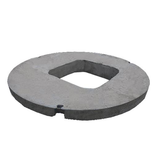 FP McCann Manhole Cover Slab Square Opening 1240 x 600 x 600mm