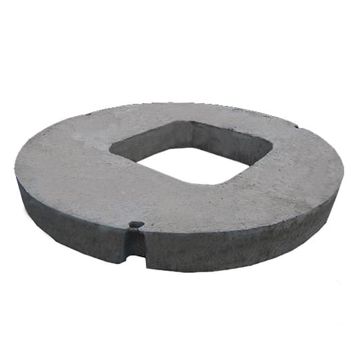 FP McCann Manhole Cover Slab Square Opening 1200 x 675 x 675mm