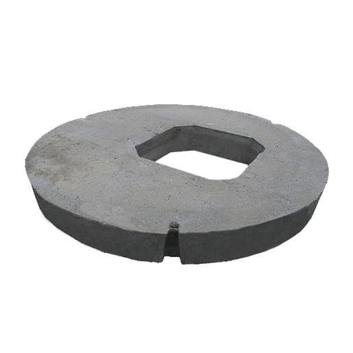 FP McCann Manhole Cover Slab Square Opening 1500 x 600 x 600mm