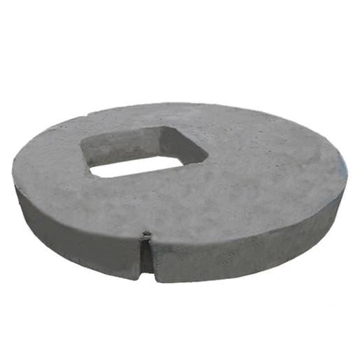 FP McCann Manhole Cover Slab Square Opening 1800 x 675 x 675mm