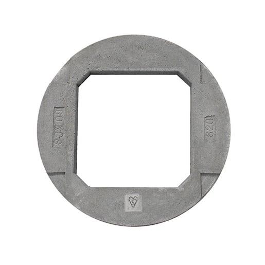 FP McCann Standard Seating Ring 1000 x 600 x 600mm
