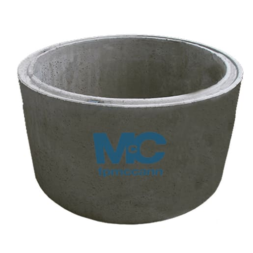 FP McCann Wide Wall Chamber Ring Double Step Irons 1200 x 750mm