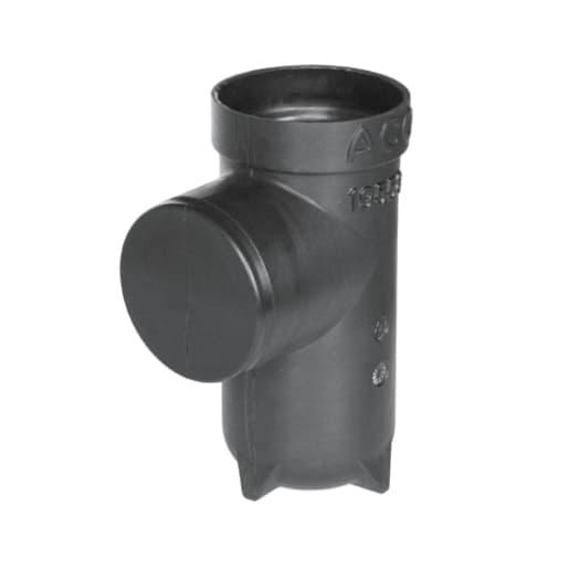 ACO HexDrain Brickslot Sump Unit 174 x 118 x 250mm Black