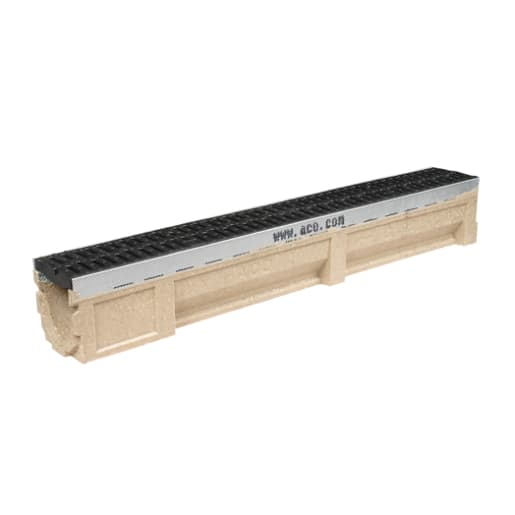 ACO CivicDrain 0.0 Channel Grating 1m x 125 x 150mm