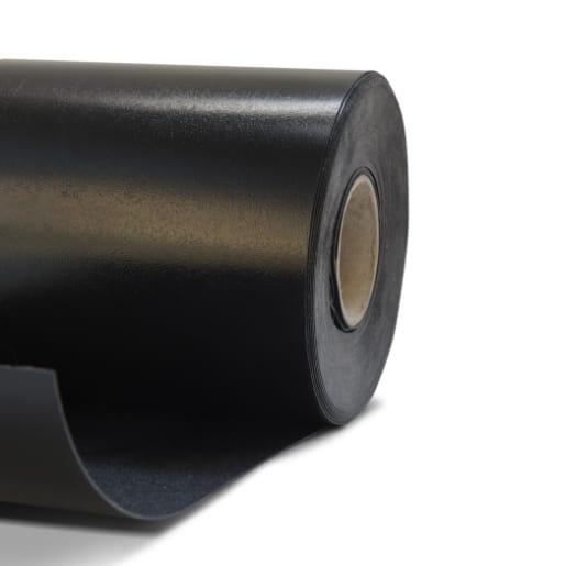 Visqueen Zedex CPT High Performance DPC 20m x 225 x 0.6mm Black