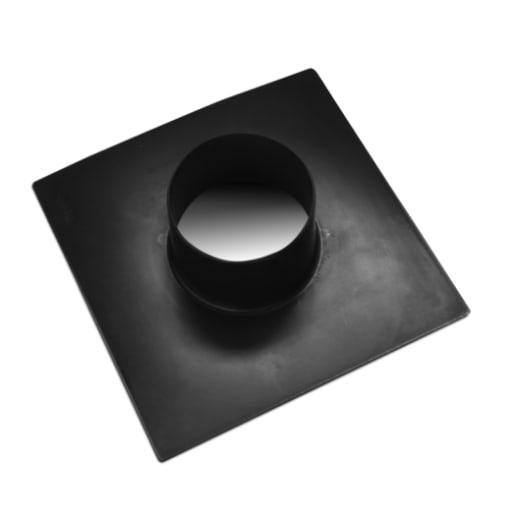 Visqueen Rigid Top Hat Unit 110mm Black