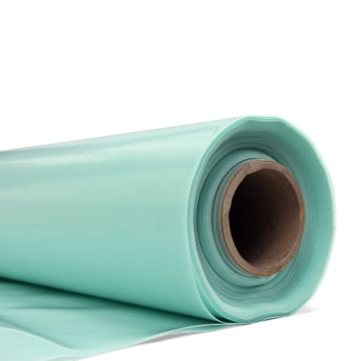 Visqueen Vapour Barrier Single Wound Sheet 50 x 2m Green
