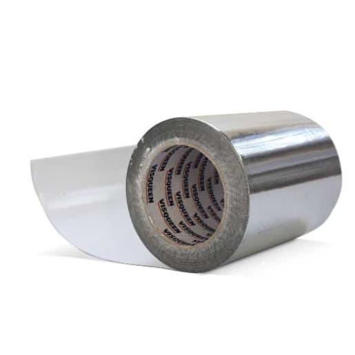 Visqueen Pro Vapour Control Edge Tape 15m x 150mm Silver