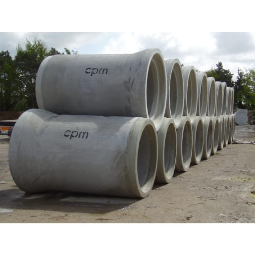 CPM Superseal Socket Pipe 525 x 600mm
