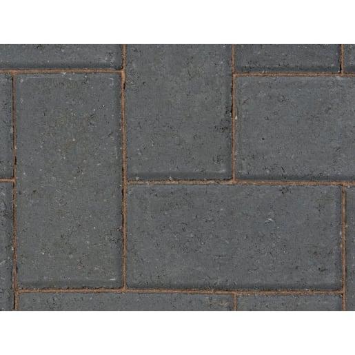 Marshalls Keyblok Block Paving 200 x 100 x 60mm Charcoal