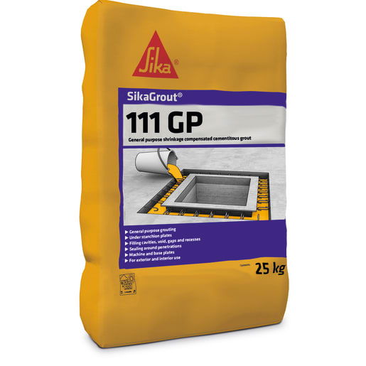 Sikagrout Cementitious General Purpose Grout 25Kg