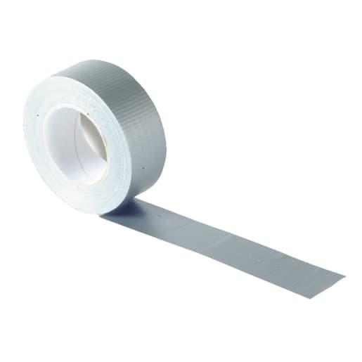 Faithfull Gaffa Tape 50m x 50mm Silver