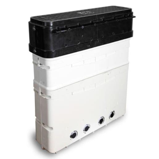 Atplas 4 Port Multi Manifold Box Rising Spindle