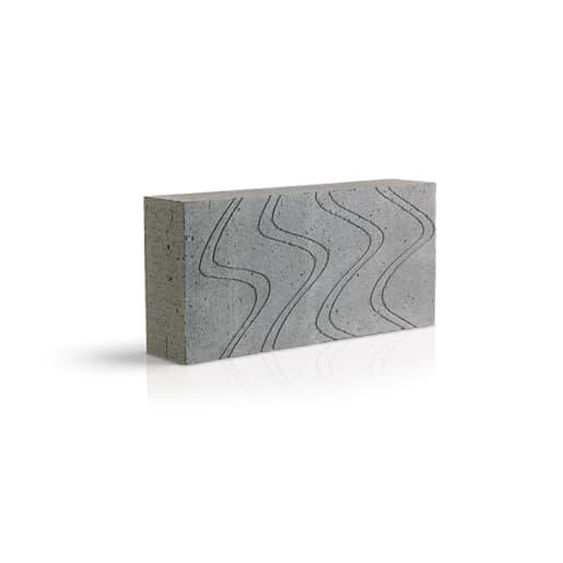 Forterra Thermalite Block Shield 440 x 215 x 100mm Grey