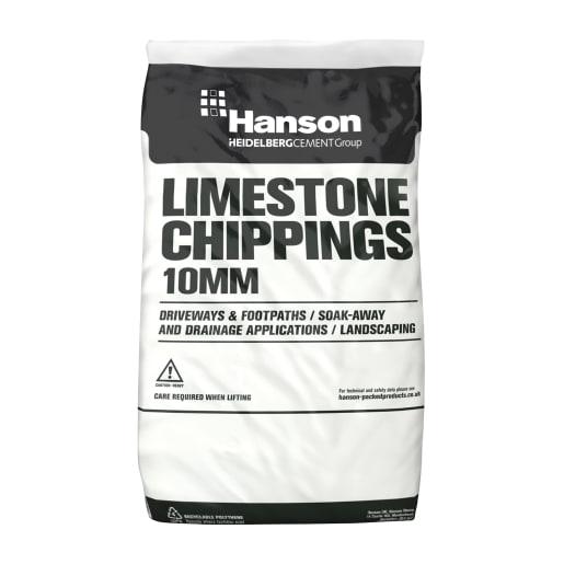Hanson Limestone 10mm Handy Bag 25kg