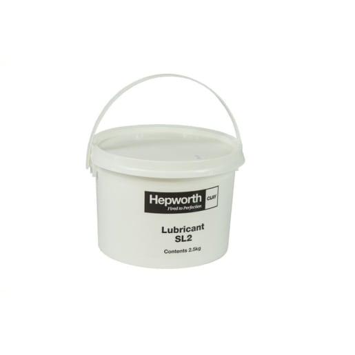 Hepworth SuperSleve Lubricant 2.5kg White