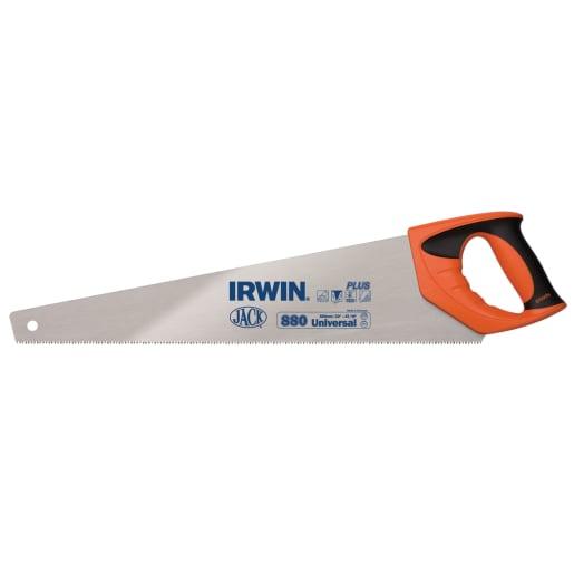 Irwin Jack 880 Universal Hardpoint 9TPI Panel Saw 550mm