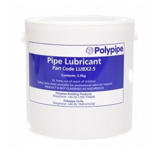 Polypipe Joint Lubricant 2.5kg