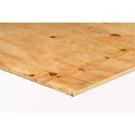 Brazilian Pine Structural Plywood FSC 2440 x 1220 x 12mm