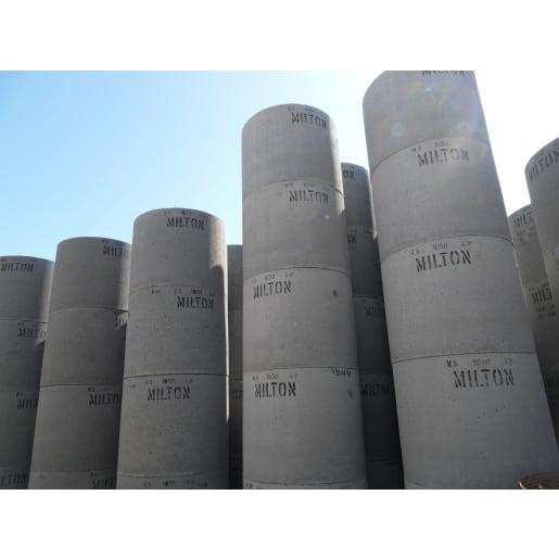 CPM Precast Concrete Manhole Chamber Ring 1800 x 500mm