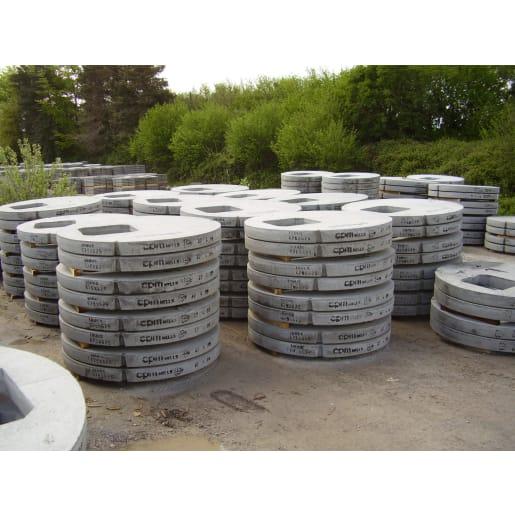 CPM Precast Square Access Manhole Cover Slab 1500 x 675 x 675mm