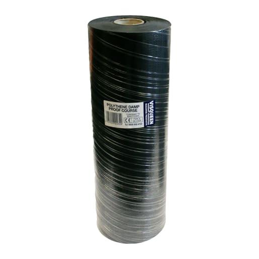 Visqueen Polyethylene Damp Proof Course 30m x 600 x 0.5mm