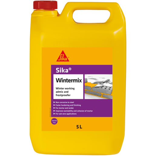 Sika Wintermix 5 Litres Amber