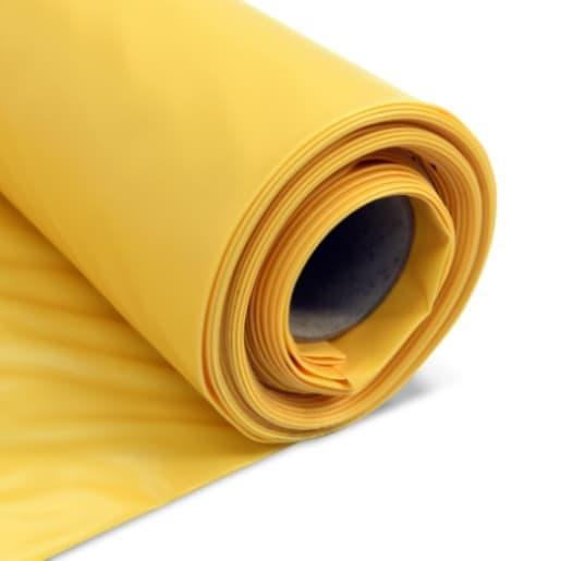 Visqueen High Performance Damp Proof Membrane 4 x 12.5m Yellow