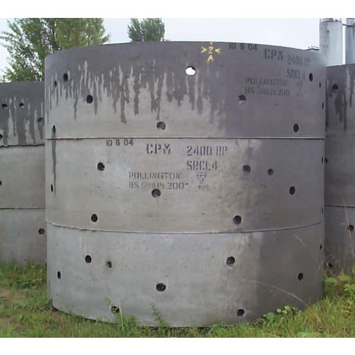 CPM Precast Concrete Manhole Soakaway Unit 900 x 500mm