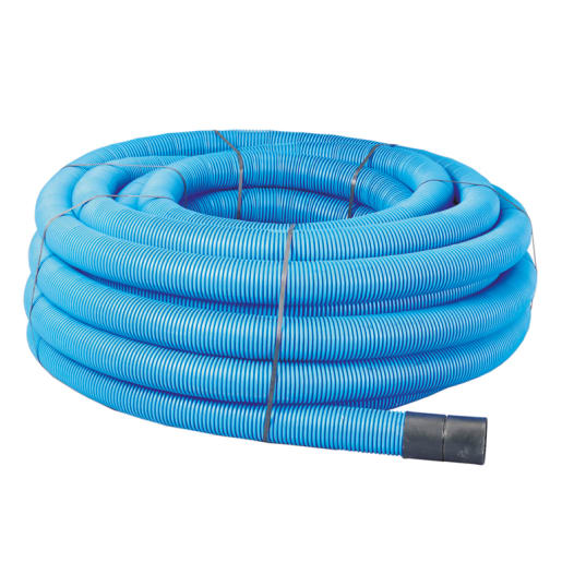 Naylor MetroDuct Twinwall Water Duct 6m x 225 x 266mm Blue