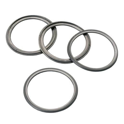 Naylor MetroDrain Sealing Ring 225mm Black