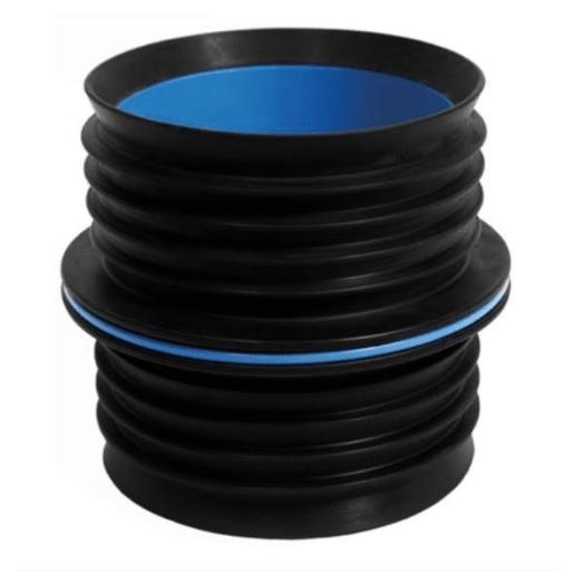 Flexseal DN100 Icon Internal Pushfit Coupling 93-98mm Black